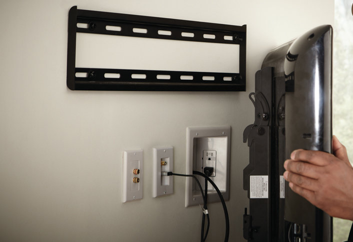 Wall Mount Your Flat Screen TV
